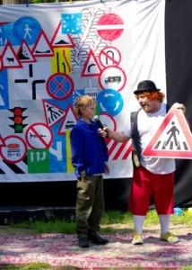 """""""Quanta fretta! Ma dove corri?"""" – Pasquale Vaira racconta come il teatro aiuta l'educazione stradale educazione stradale"""